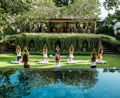 Luxury Yoga & Wellness Retreats The Active Passport