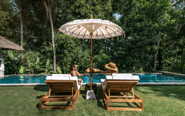 Palm Tree House Retreat Bali Bali Retreats The Active
